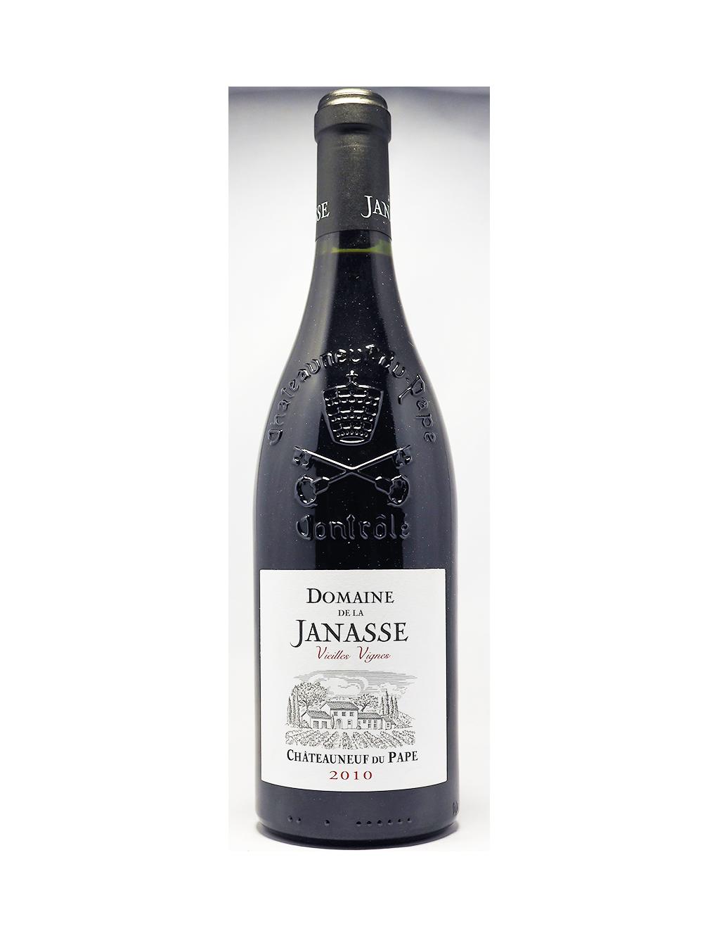 Domaine de la Janasse Vieilles Vignes 2010